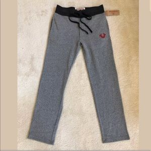 TRUE RELIGION Men Jogger Sweat Pants Size S